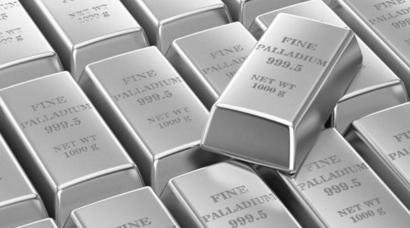 Рост стоимости палладия и прогноз его цены на будущее