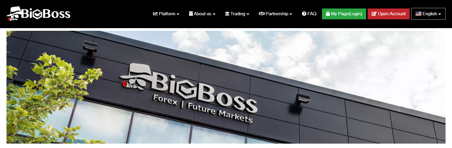обзор компании big boss