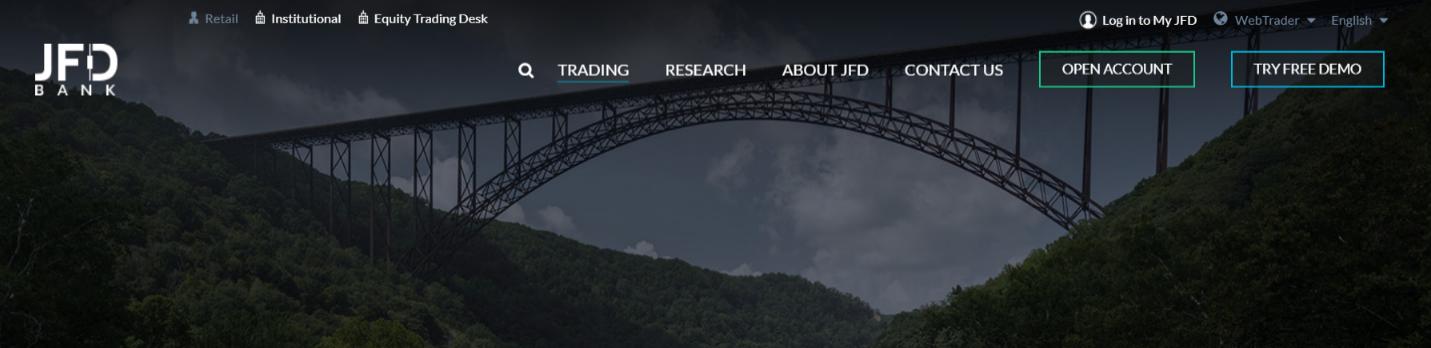 jfdbank.com брокерская компания
