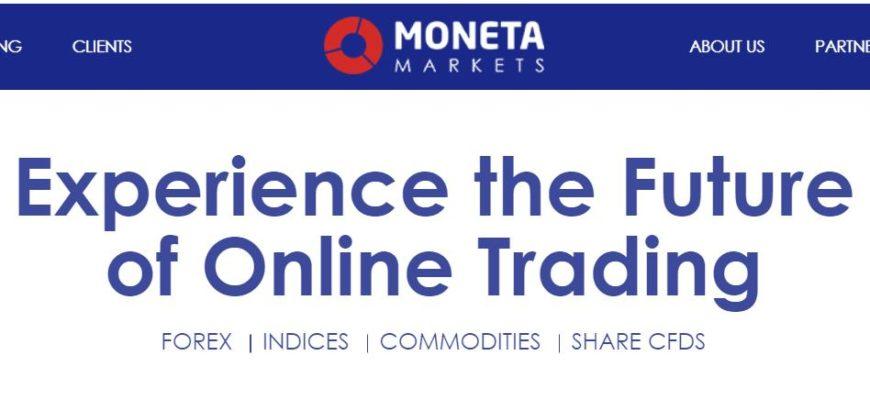 сайт moneta markets