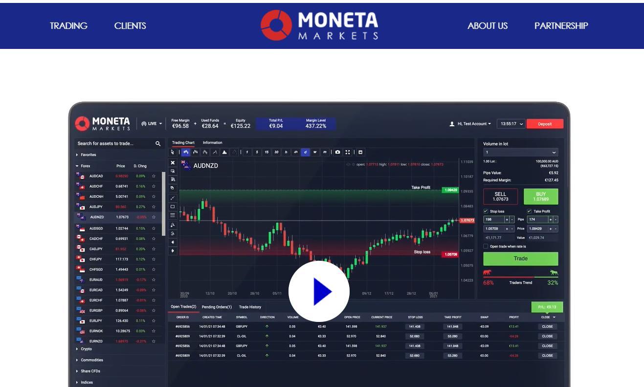 официальный сайт moneta markets
